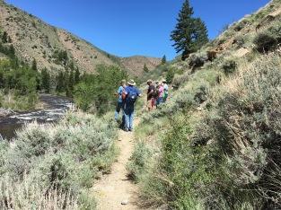 Encampment River Canyon hike1_2017